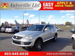 2009 Volkswagen Touareg AWD Leather Sunroof