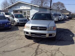 2003 Nissan Pathfinder Fully Certified