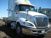 2013 International ProStar +122, Used Sleeper Tractor