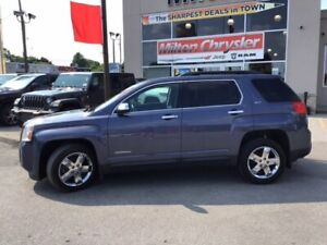 2013 GMC Terrain SLT|NAVIGATION|SUNROOF|LEATHER
