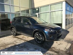 2016 Mazda CX-5 GT/ACCIDENT FREE/NAVIGATION/HEATED SEATS/BACK UP