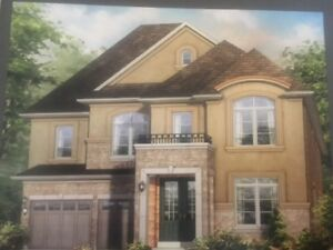 ASSIGNMENT SALE - 4 BEDROOM DETACHED HOUSE BRAMPTON