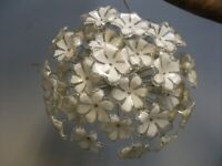 Pendant ceiling light . LUMESS The Aesthetics of Light . About 50cm diameter