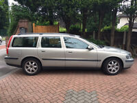 7 SEATER !!! V70 workhorse with 164,000 on the clock. Daily use untill new second hand v70 arrives.