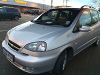 Chevrolet tacuma cdx plus automatic (petrol) - hand over after 5th of July.