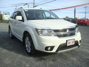 "2011 Dodge Journey R/T   ""SEARCH DMR"""