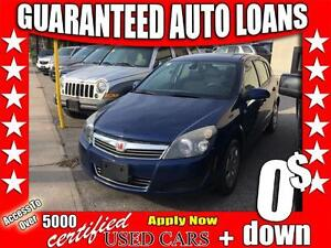 2008 Saturn Astra XE $0 Down - All Credit Accepted!