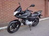 2012 HONDA CBF 125 M B ONLY 1092 MILES 1 OWNER