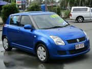 2010 Suzuki Swift RS415 GLX Blue 5 Speed Manual Hatchback Strathpine Pine Rivers Area Preview