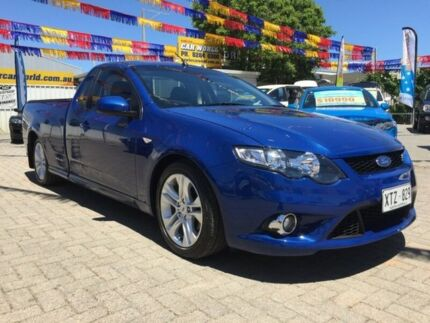 2008 Ford Falcon FG XR6 6 Speed Manual Utility Evanston South Gawler Area Preview