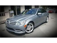 2011 MERCEDES BENZ C350 AMG NAVIGATION 88000KM