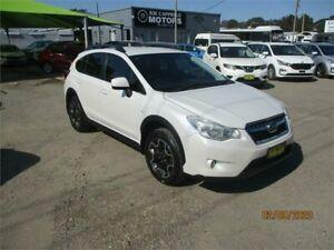 2013 Subaru XV MY13 2.0I White 6 Speed Manual Wagon Heatherbrae Port Stephens Area Preview