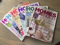 Home & Antiques Magazines 2003