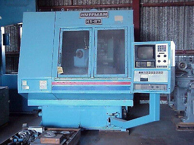 Huffman Model Hs87r Tool Cutter Grinder 7 Axis Cnc Wow