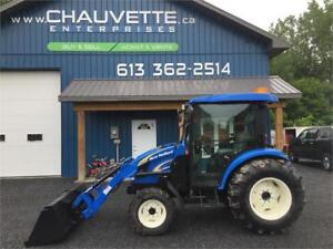 New Holland T2320 2008 Compact Tractor 4x4
