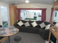 EXCELLENT PRE-OWNED WELL MAINTAINED STATIC CARAVAN FOR SALE WHITLEY BAY SITE FEES FREE FOR 2018