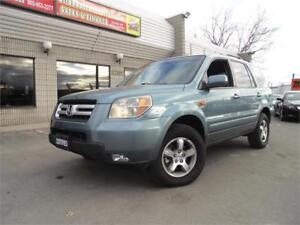 2007 HONDA PILOT EX-L  AWD  **LEATHER+SUNROOF**