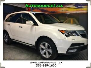 12 Acura MDX 7 Passenger AWD | WARRANTY | BOARDS | HITCH | RACK