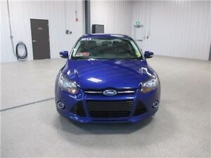 2013 Ford Focus Titanium Moose Jaw Regina Area image 2