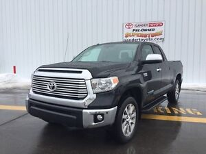 2014 Toyota Tundra 4x4 Double Cab Limited 5.7L Technology Pkg