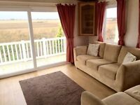 Stunning Luxury cheap double glazed and centrally heated static caravan including decking !!