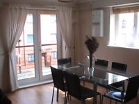 Light and Spacious Fully Furnished 2 Bedroom Apartment in the Jewellery Quarter