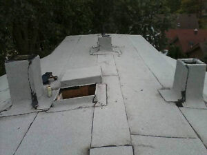 SAVE UP 30% OFF *FLAT ROOFING & LOW-SLOPE SPECIALIST* res/com Windsor Region Ontario image 3