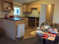 Cheap starter caravan for larger families on great holiday park
