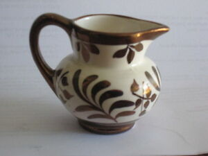 Lancaster and Sandland Miniature Pitcher, Pattern 824