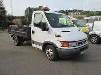2004 Iveco Daily 35S12 SWB Tipper *** NO VAT ***