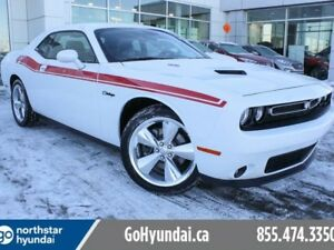 2016 Dodge Challenger R/T LOW KM/LEATHER/SUNROOF/NAV/AUTO