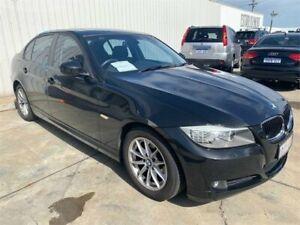 2010 BMW 320i E90 MY10 Lifestyle Black 6 Speed Auto Steptronic Sedan Mount Hawthorn Vincent Area Preview