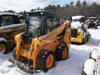 2011 MUSTANG 2056 SKID STEER LOADER, 2-SPEED BETTER THAN BOBCAT!