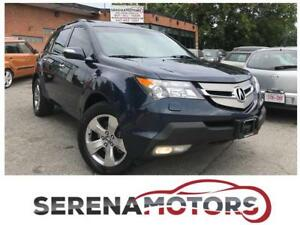ACURA MDX ELITE PKG | 7 PASS. | NAV | DVD | BACK UP CAM | AWD