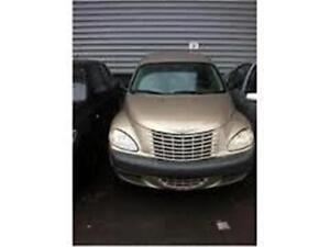 Chrysler pt cruiser 2004  Tres propre 1295$ sam 514-677-4144