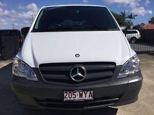 2013 Mercedes-Benz Vito 639 MY11 116CDI SWB White 5 Speed Automatic Van Currimundi Caloundra Area Preview