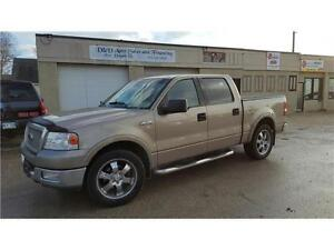 2004 Ford F-150 LARIAT-4X4-LEATHER-LOADED-ALLOYS