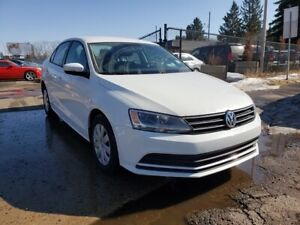 2015 Volkswagen Jetta S-BACK UP CAMERA-ONE