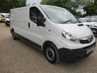 2014 Vauxhall Vivaro 2.0CDTi 115ps 2900 LWB NO VAT 70000MILES GUARANTEED