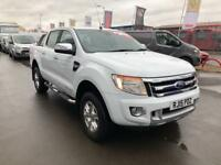2015 FORD RANGER DIESEL Pick Up Double Cab Limited 2.2 TDCi 150 4WD