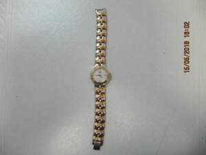 Classic Ladies Esquire Swiss Gold Tone Watch By Movado Circ1990s