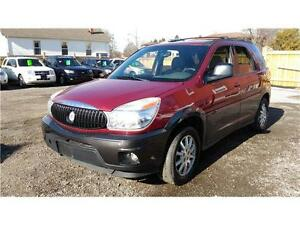 2005 Buick Rendezvous CXL SUV-7 PASSANGER-LOW KMS-CERTIFIED.