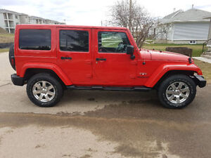 2016 Jeep Wrangler sahara low kms 15000
