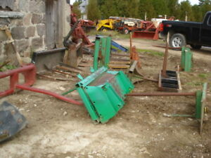 Used Bale Spears