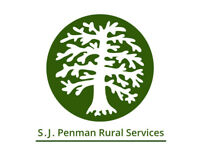 Lawn Mowing, Turfing, Hedge Cutting, Fencing, Jet Washing, Firewood - S. J. Penman Rural Services