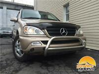 **2002 Mercedes ML320 | AUTOMATIC, LEATHER, SUNROOF, LOADED, AWD