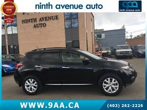 2013 Nissan Murano SL 4dr All-wheel Drive, Leather,