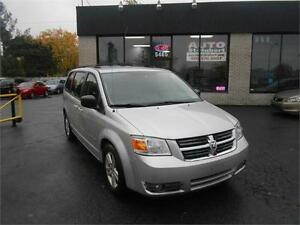 DODGE GRAND CARAVAN SXT STOW N GO 2008