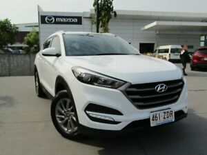 2015 Hyundai Tucson TLE Active 2WD White 6 Speed Manual Wagon Maroochydore Maroochydore Area Preview