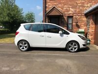 Vauxhall Meriva Tech line 15 reg, 25000 miles